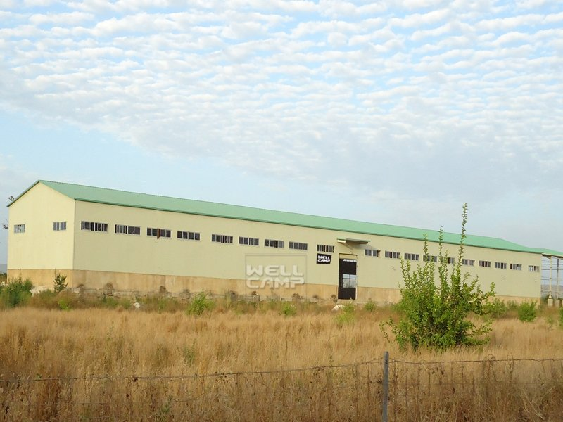 WELLCAMP, WELLCAMP prefab house, WELLCAMP container house Widely used sandwich panel steel warehouse building, Wellcamp S-3 Steel Structure Workshop image50
