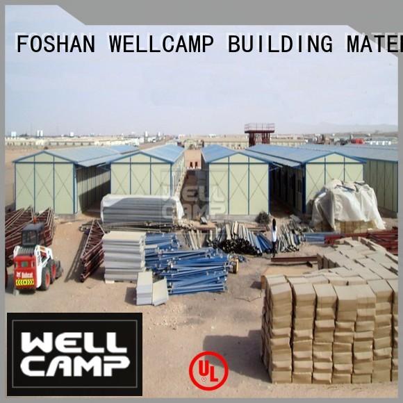 prefabricated houses china price k10 movable camp WELLCAMP, WELLCAMP prefab house, WELLCAMP container house Brand company