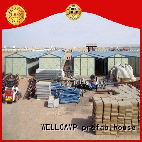 WELLCAMP, WELLCAMP prefab house, WELLCAMP container house prefab houses customized uae eps sandwich