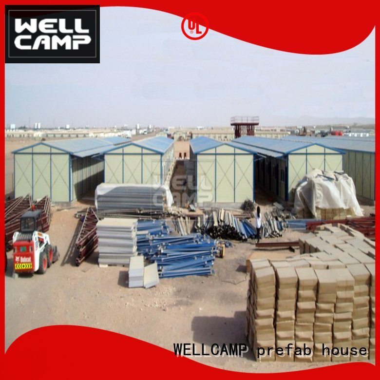 k5 k1 floor prefab houses WELLCAMP, WELLCAMP prefab house, WELLCAMP container house Brand company