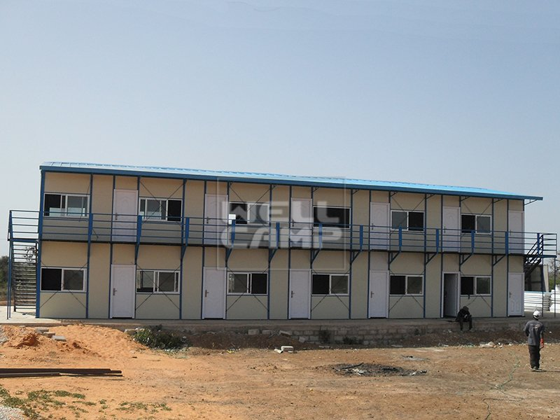 Customized Modern Modular Prefab House, Wellcamp K-14