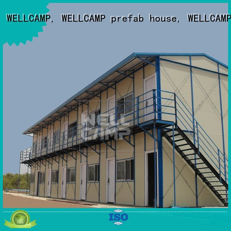 Hot accommodation prefabricated houses china price k3 WELLCAMP, WELLCAMP prefab house, WELLCAMP container house Brand