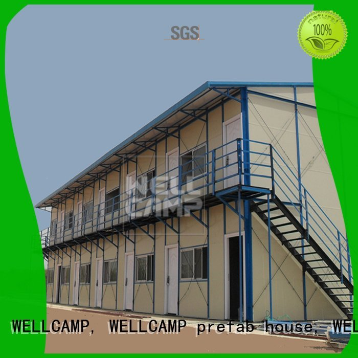 OEM prefab houses strong floor prefabricated houses china price