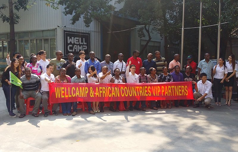 Wellcamp&African Countries Vip Partners