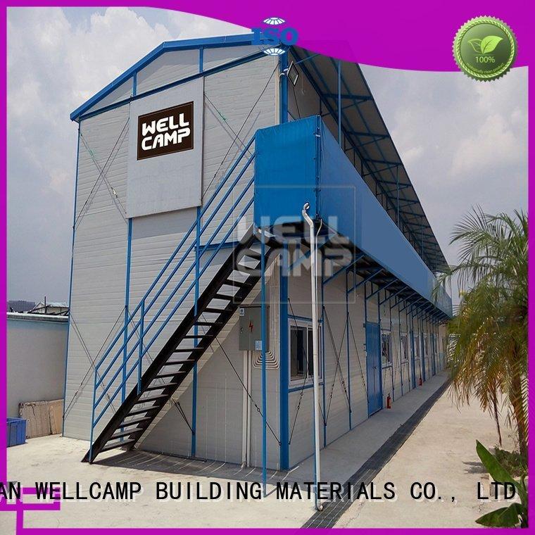 Quality prefabricated houses china price WELLCAMP, WELLCAMP prefab house, WELLCAMP container house Brand wool prefab houses