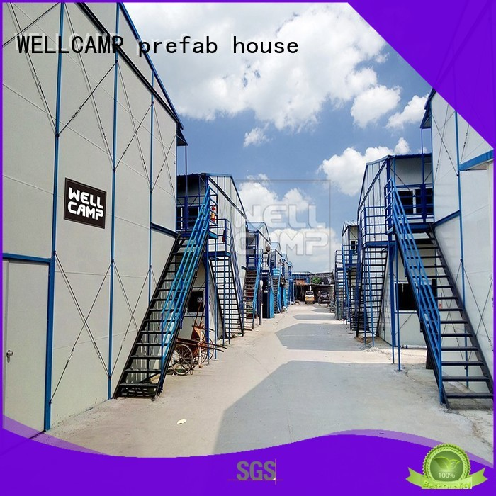 prefabricated houses china price worker officek21 prefab houses WELLCAMP, WELLCAMP prefab house, WELLCAMP container house Brand