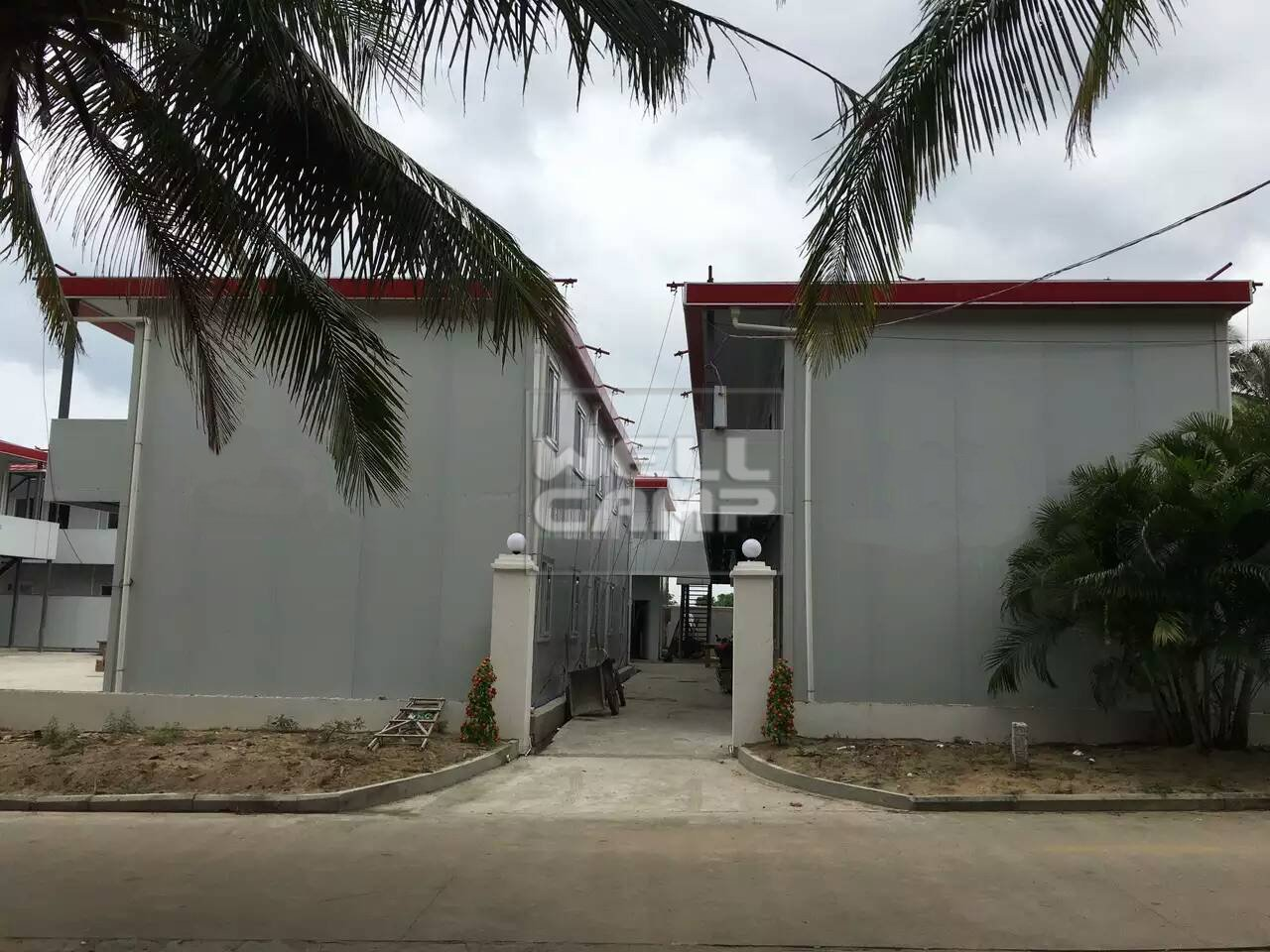 Customized Prefabricated Office Building, Wellcamp T-3