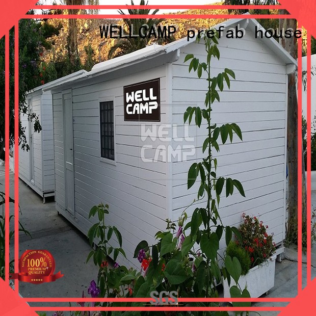 WELLCAMP, WELLCAMP prefab house, WELLCAMP container house Brand delicated prefabricated modular prefabricated house suppliers