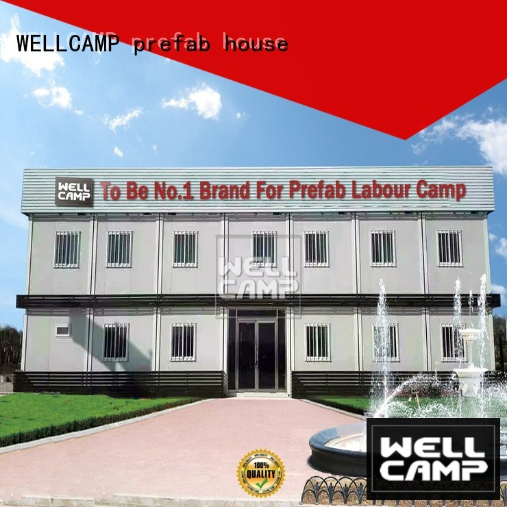 c17 c6 modern container house WELLCAMP, WELLCAMP prefab house, WELLCAMP container house Brand