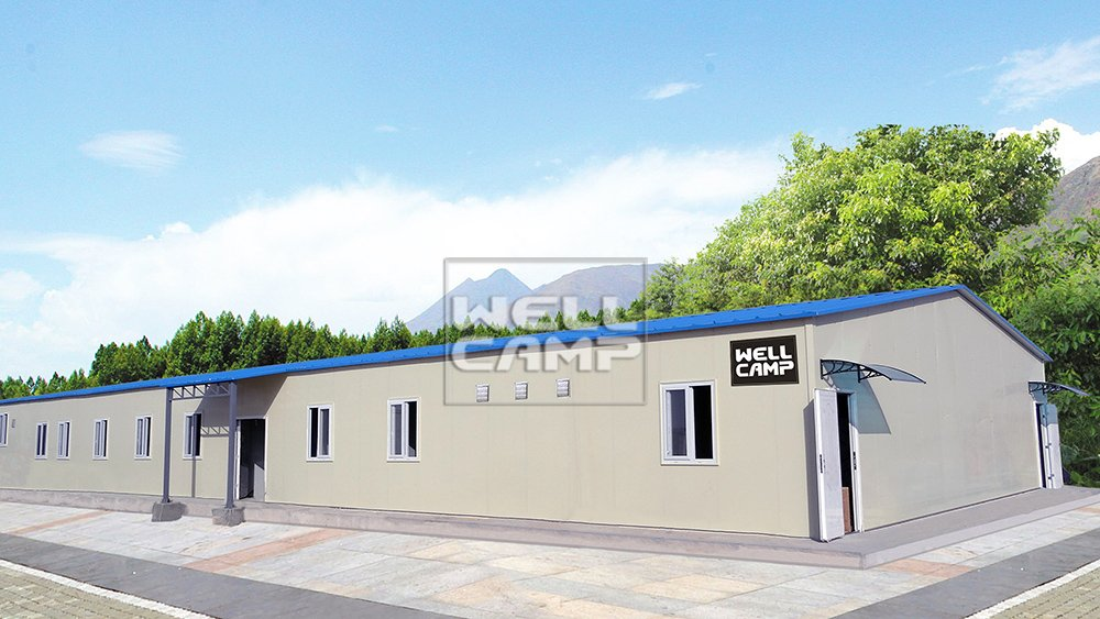 WELLCAMP, WELLCAMP prefab house, WELLCAMP container house Customized Prefabricated Office Building, Wellcamp T-3 T prefabricated House image13
