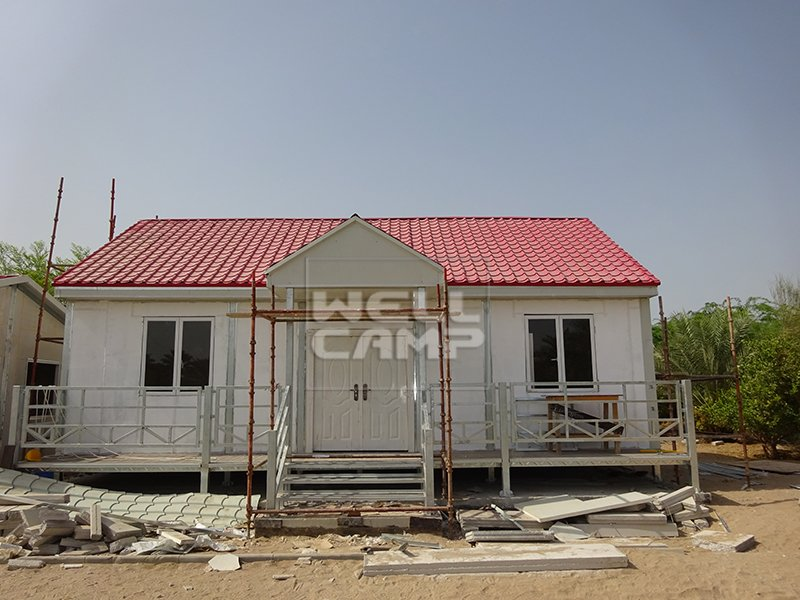 WELLCAMP, WELLCAMP prefab house, WELLCAMP container house Factory Supply Low Cost Mobile Prefabricated House, Wellcamp K-15 K Prefabricated House image22