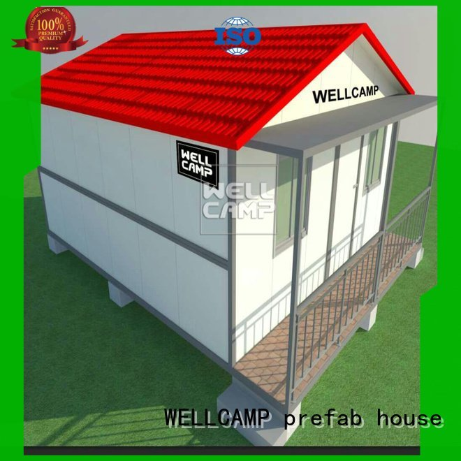 Custom c1 luxury living container villa suppliers wellcamp customized light steel villa