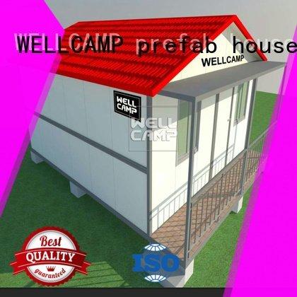 WELLCAMP, WELLCAMP prefab house, WELLCAMP container house container steel luxury living container villa suppliers house c1
