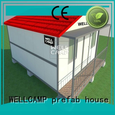 c1 ecofriendly house luxury living container villa suppliers WELLCAMP, WELLCAMP prefab house, WELLCAMP container house Brand