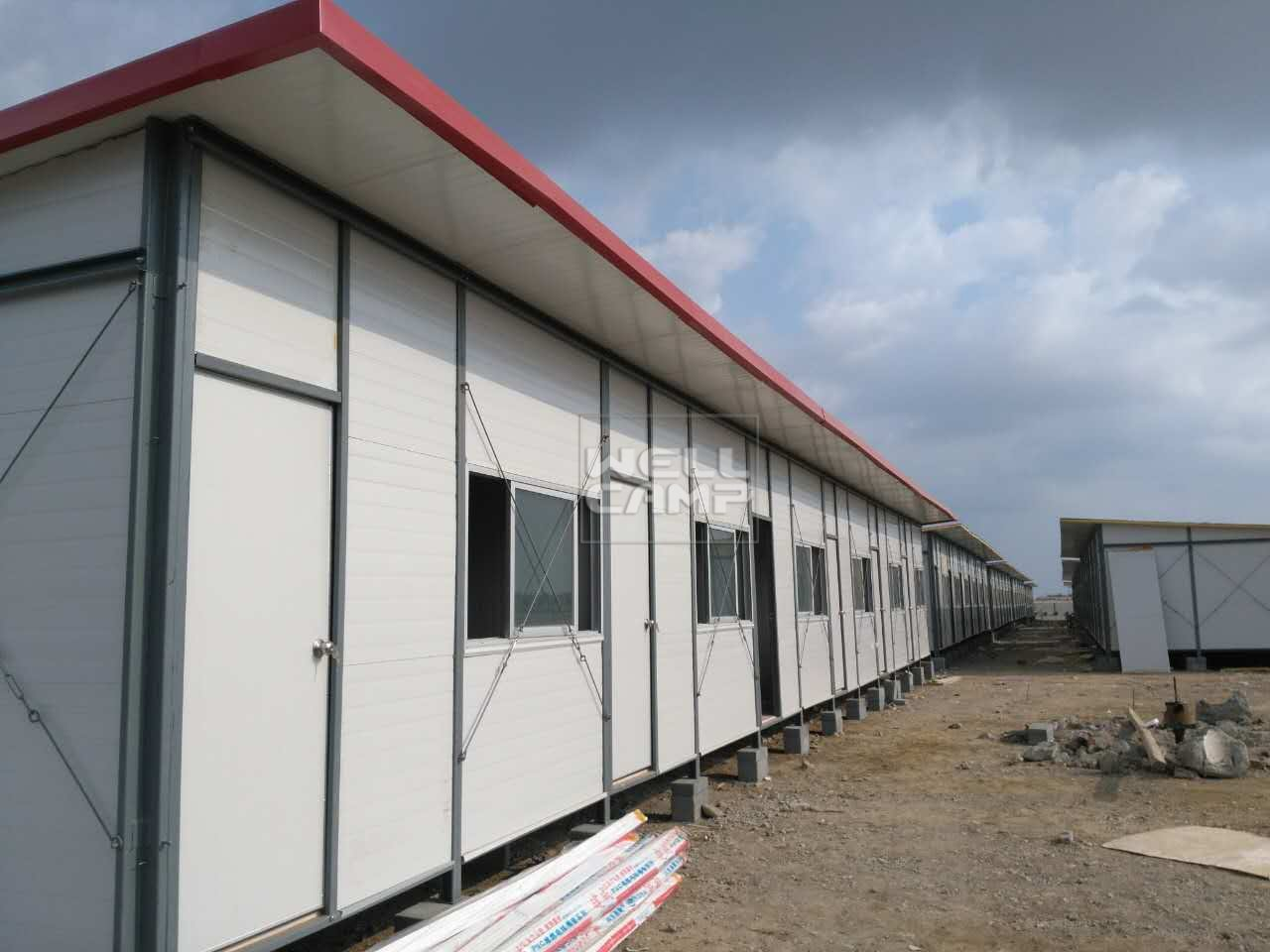 Wellcamp fireproof prefab homes for accommodation in Saudi Arabia
