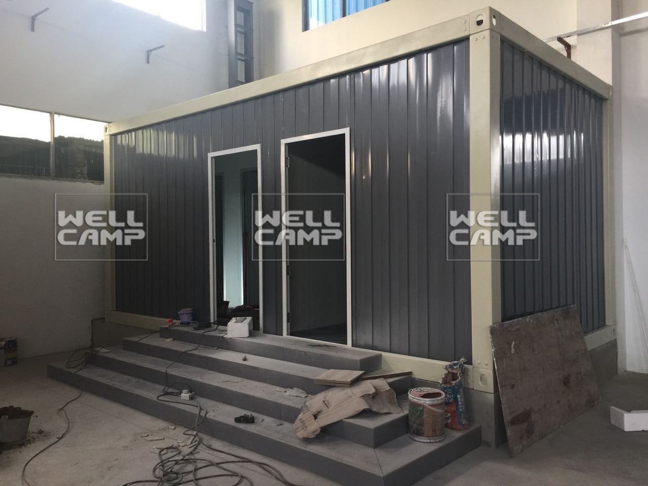 WELLCAMP, WELLCAMP prefab house, WELLCAMP container house Array image94