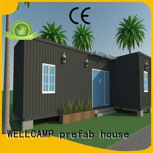 customized light steel villa folding luxury steel house Bulk Buy