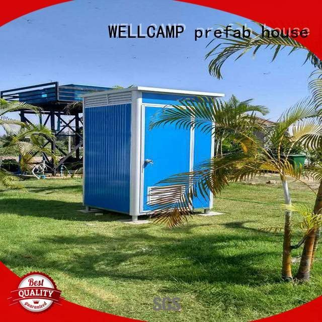 OEM luxury portable toilets prefab frp portable best portable toilet