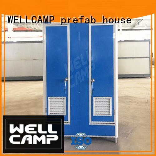 luxury portable toilets t5 best portable toilet WELLCAMP, WELLCAMP prefab house, WELLCAMP container house