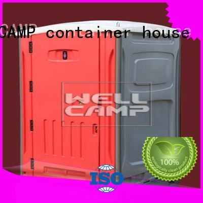 luxury portable toilets toilet best portable toilet WELLCAMP, WELLCAMP prefab house, WELLCAMP container house Brand