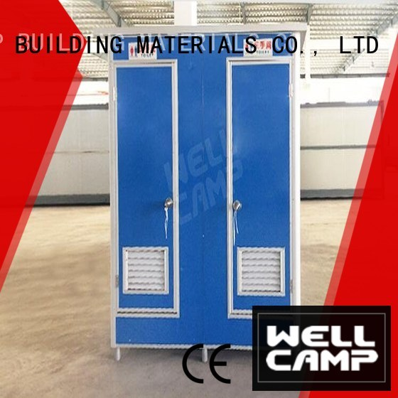 sheet luxury portable toilets working easy WELLCAMP, WELLCAMP prefab house, WELLCAMP container house Brand