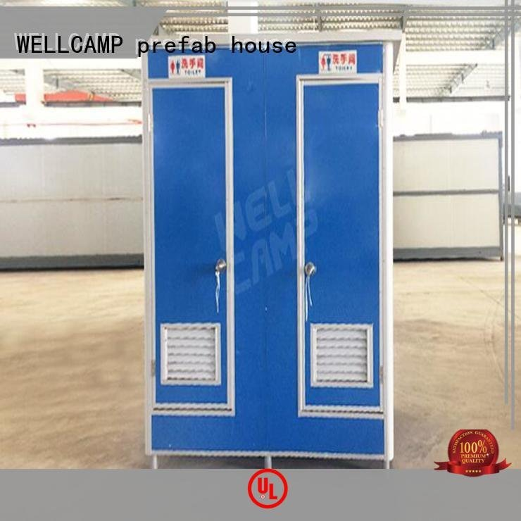 Hot luxury portable toilets movable mobile move Brand