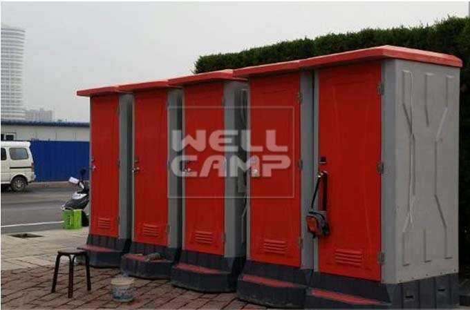 Public Movable Portable Toilet, Wellcamp T-4
