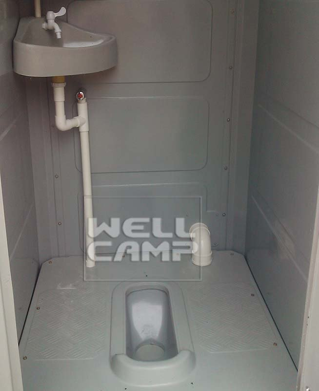 WELLCAMP, WELLCAMP prefab house, WELLCAMP container house-Find Buy Mobile Toilets From China Exhibit-1