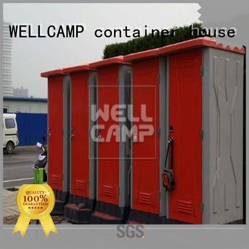 prefabricated wellcamp best portable toilet move units WELLCAMP, WELLCAMP prefab house, WELLCAMP container house company