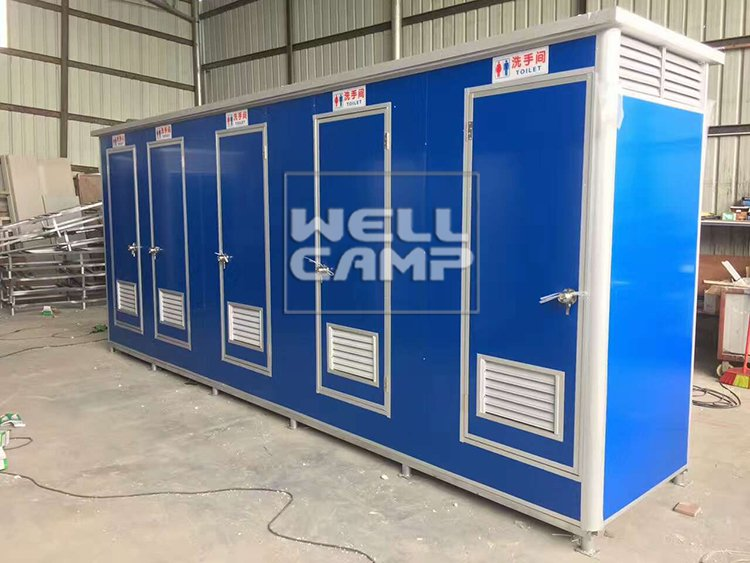WELLCAMP, WELLCAMP prefab house, WELLCAMP container house-Ho Portable Toilets Hyderabad Aluminum De