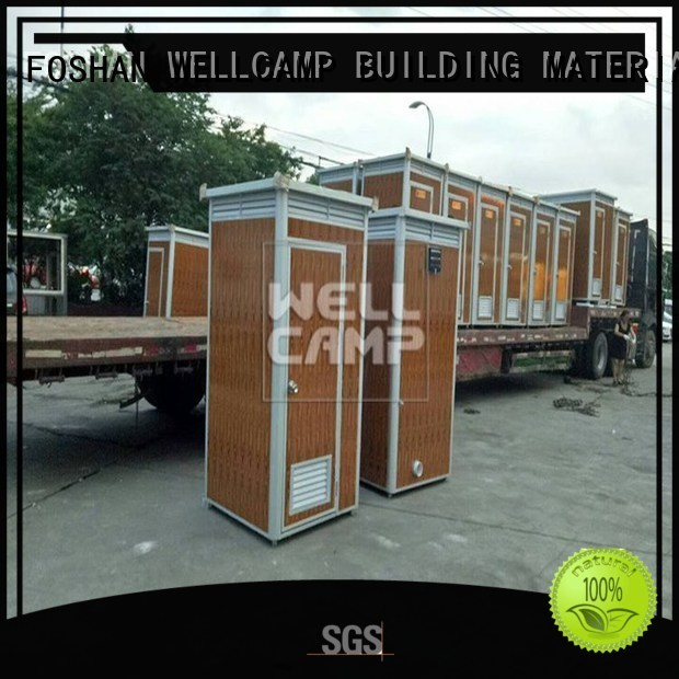 decoration sheet best portable toilet outdoor WELLCAMP, WELLCAMP prefab house, WELLCAMP container house Brand