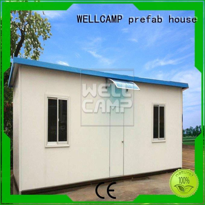 dormitory t15 modular prefabricated house suppliers WELLCAMP, WELLCAMP prefab house, WELLCAMP container house