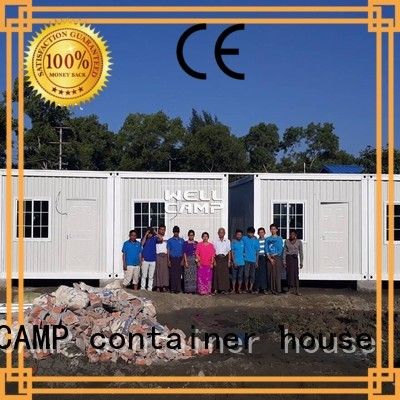 Custom c11 c13 detachable container house WELLCAMP, WELLCAMP prefab house, WELLCAMP container house c15