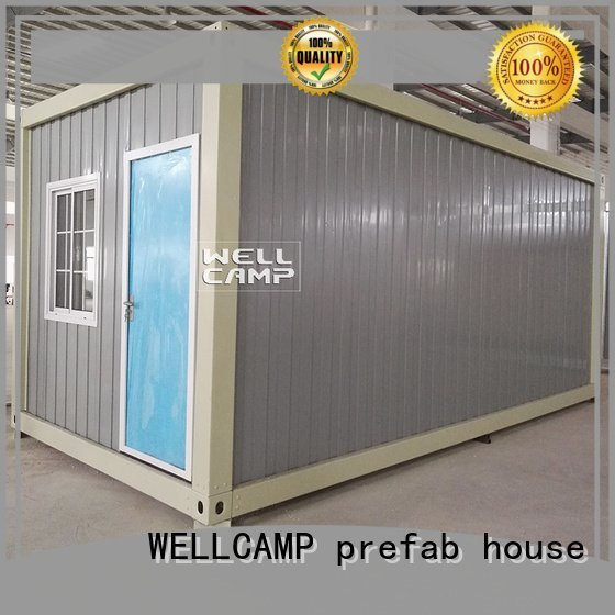Hot modern container house container WELLCAMP, WELLCAMP prefab house, WELLCAMP container house Brand