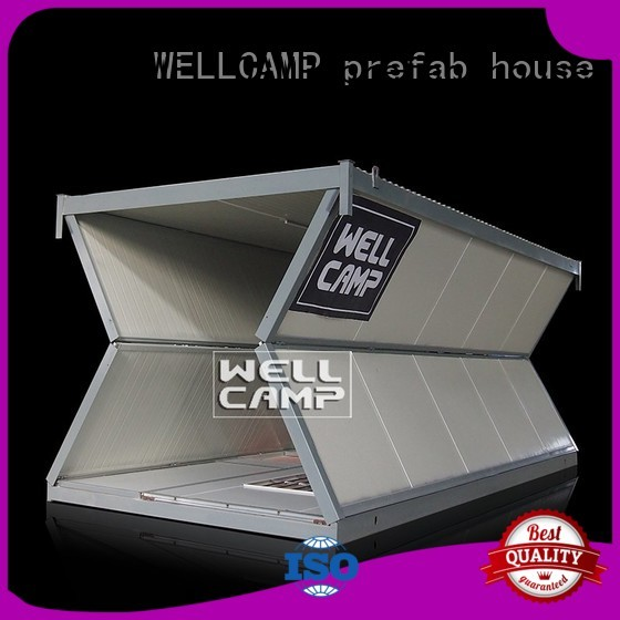 wellcamp folding container house unique c12 WELLCAMP, WELLCAMP prefab house, WELLCAMP container house company