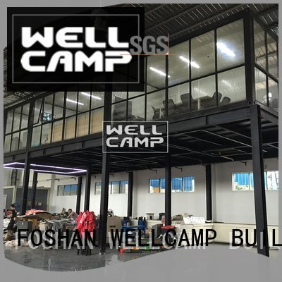 modern container house fast recyclable detachable container house WELLCAMP, WELLCAMP prefab house, WELLCAMP container house Warr