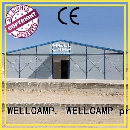 WELLCAMP, WELLCAMP prefab house, WELLCAMP container house Brand three modern prefabricated houses china price recyclable supplier