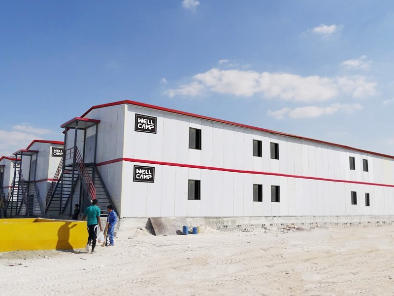 Prefabricated Dormitory Building