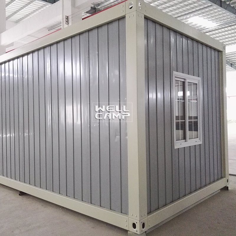 Detachable Ripple Container Office House for Goods, Wellcamp C-18