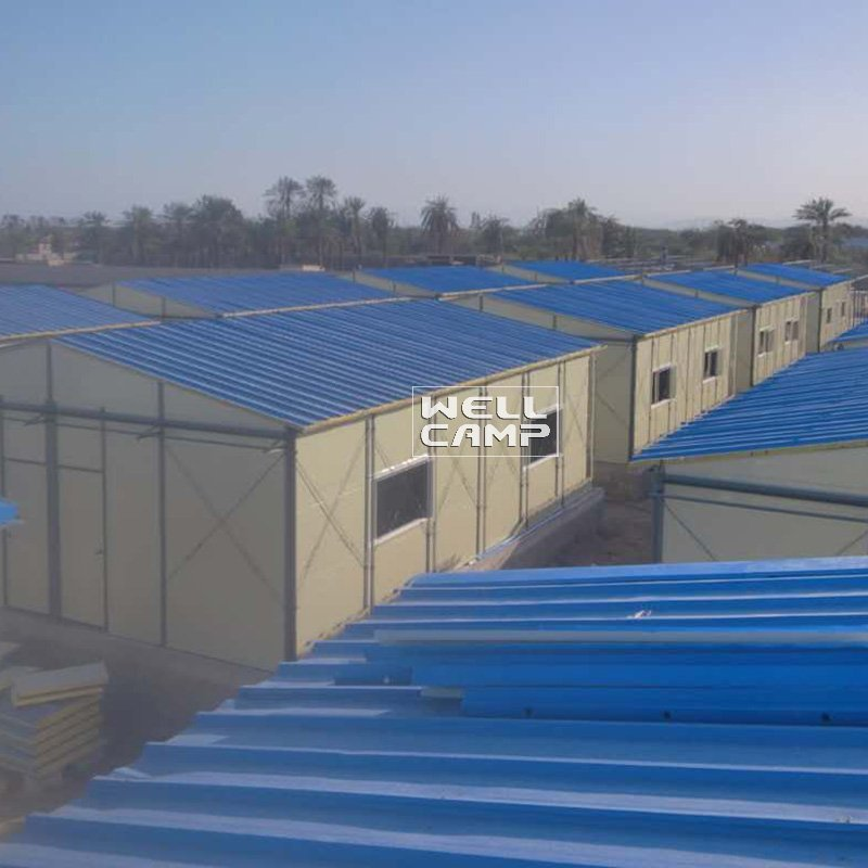 Modular Prefabricated Homes for Labour Camp, Wellcamp K-1