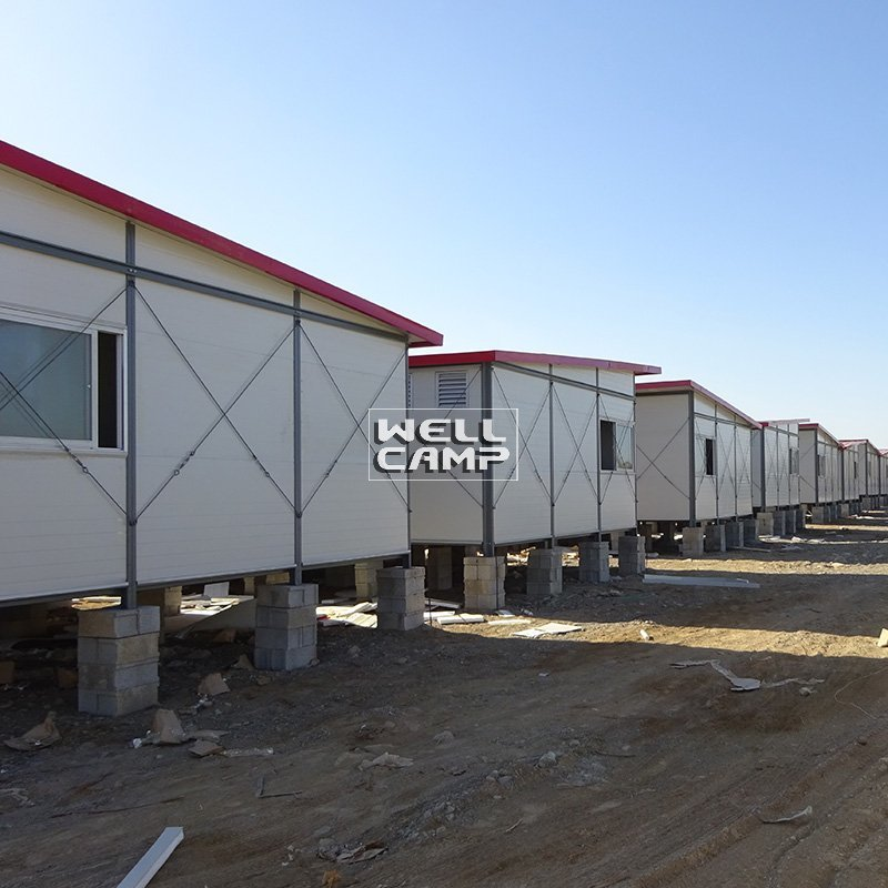 WELLCAMP, WELLCAMP prefab house, WELLCAMP container house Brand homes k14 k19 prefab houses k1