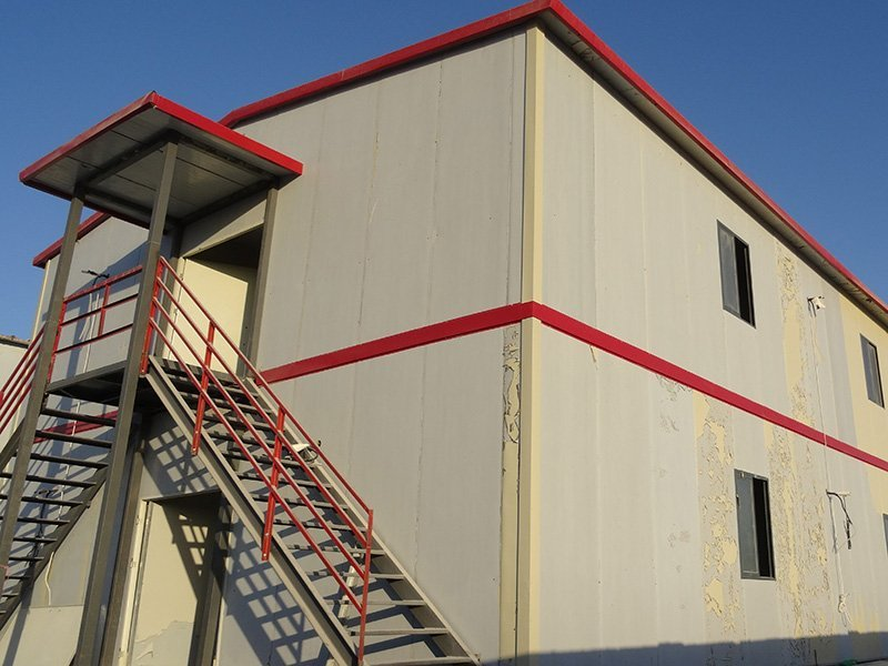 WELLCAMP, WELLCAMP prefab house, WELLCAMP container house t8 modular prefabricated house suppliers wellcamp
