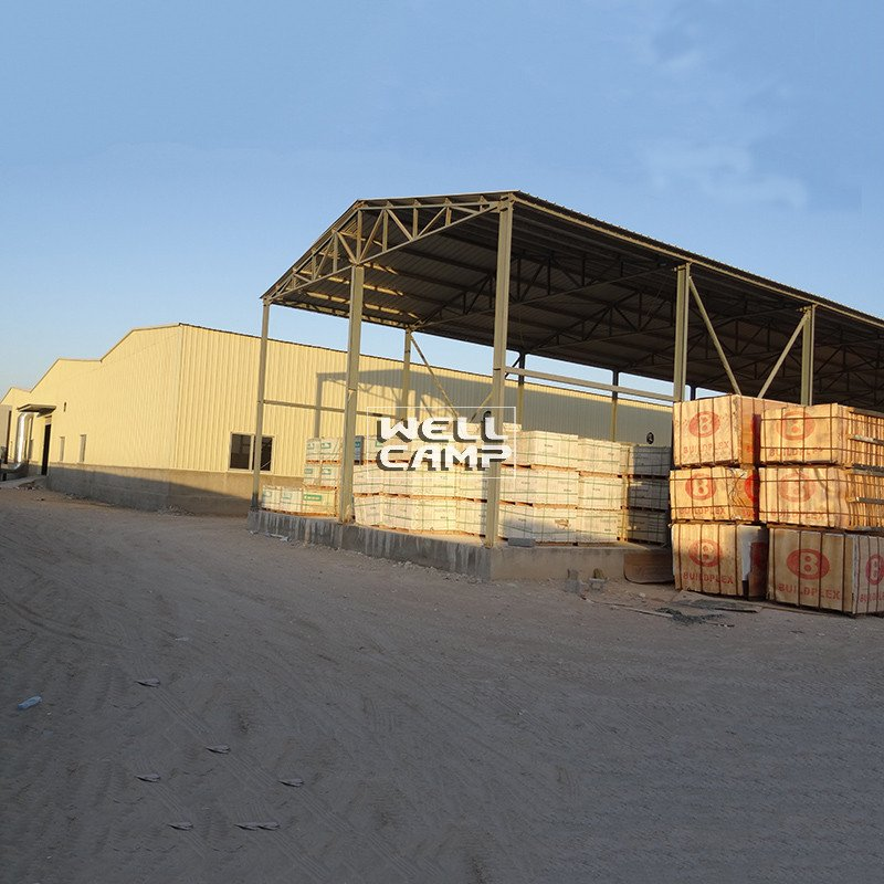 dakar s21 prefab warehouse
