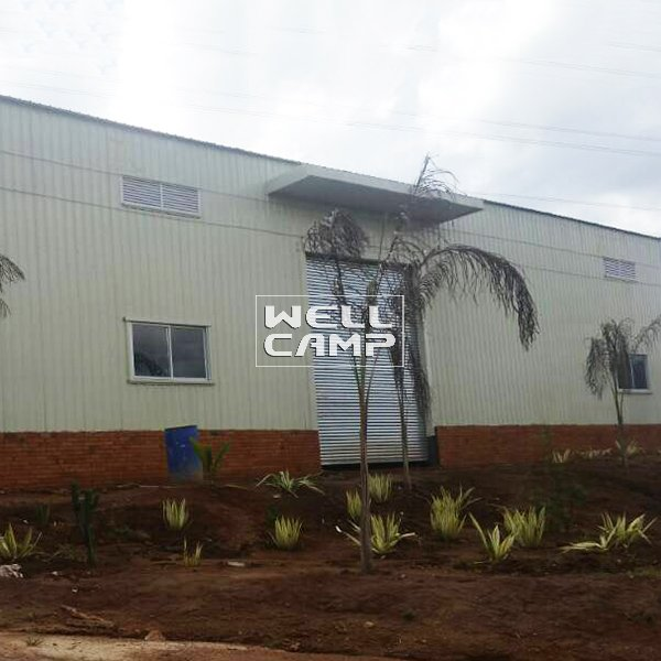 WELLCAMP, WELLCAMP prefab house, WELLCAMP container house-Steel Workshop, Customized Steel Structure-2