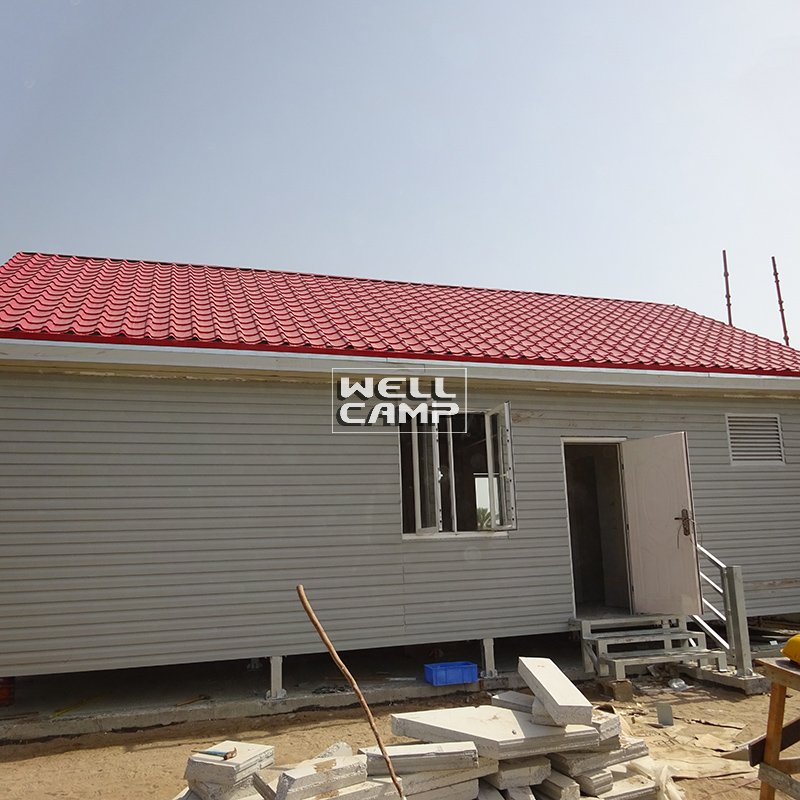 Smart Prefabricated Concrete Villa for Countryside, Wellcamp V-23