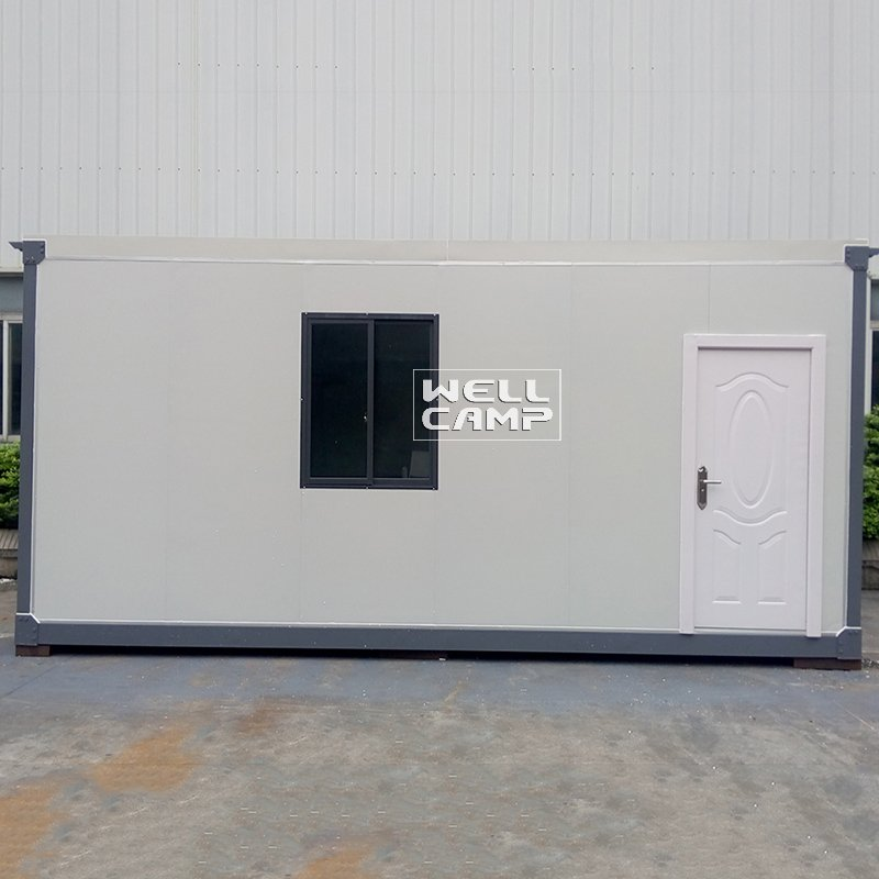 WELLCAMP, WELLCAMP prefab house, WELLCAMP container house 20ft Sandwich Panel Prefabricated Container Home, Wellcamp C-2 Detachable Container House image77