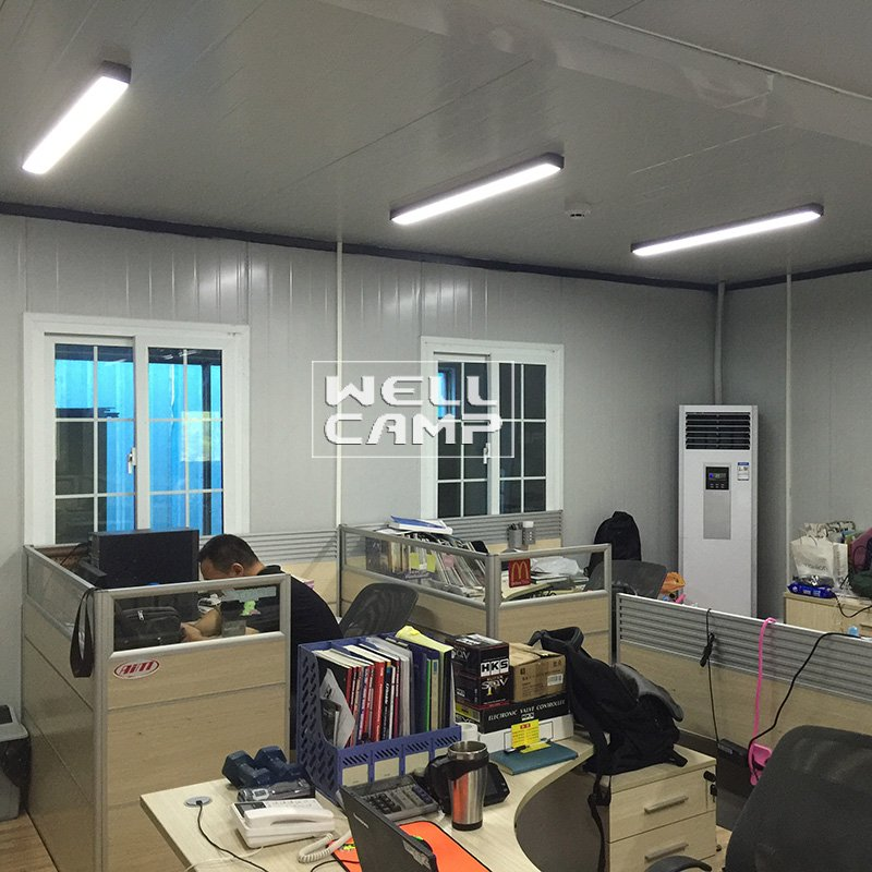 IEPS Sandwich Panel Detachable Container Office, Wellcamp D-18