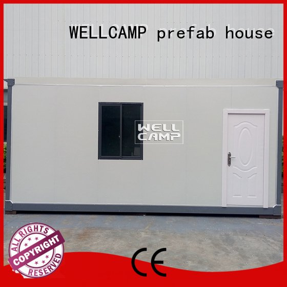 detachable container house mobile wellcamp design two