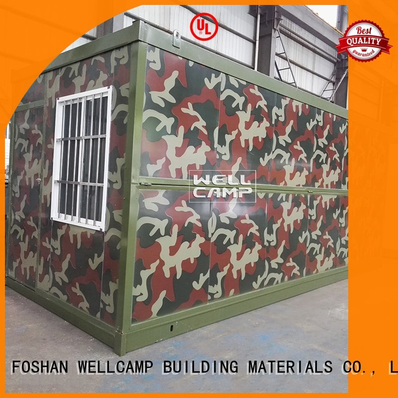 foldable container house worker low folding container house WELLCAMP, WELLCAMP prefab house, WELLCAMP container house Brand