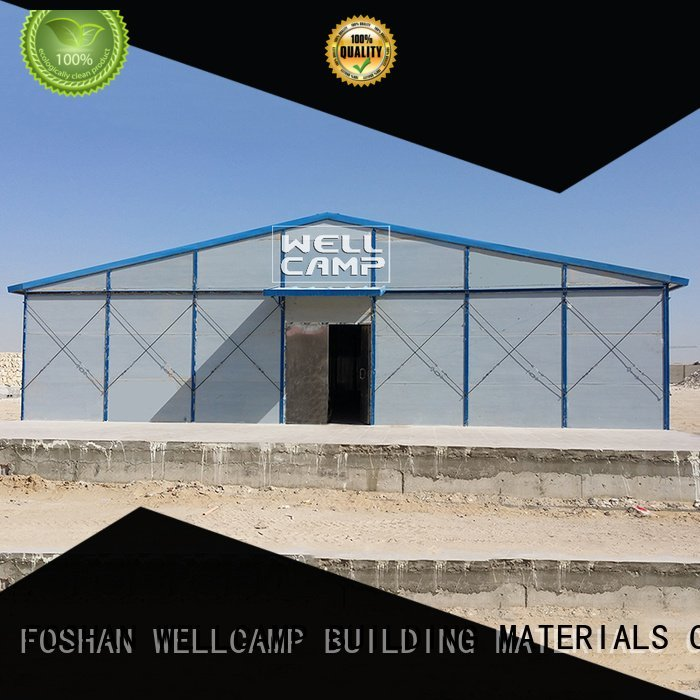 WELLCAMP, WELLCAMP prefab house, WELLCAMP container house fast prefab houses rock